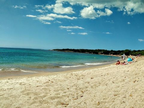 Camping Kevano Plage - Camping Corse du sud