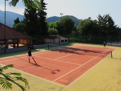 Camping Residence Trivento - Camping Salerne - Image N°12