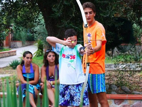 Camping Residence Trivento - Camping Salerne - Image N°8