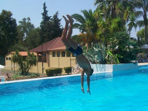 Camping Residence Trivento - Camping Salerne - Image N°5