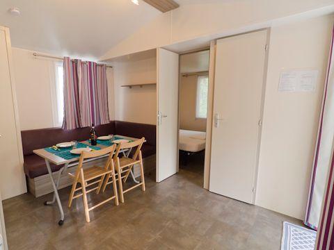 MOBILHOME 5 personnes - SUPERIEUR, 2 chambres
