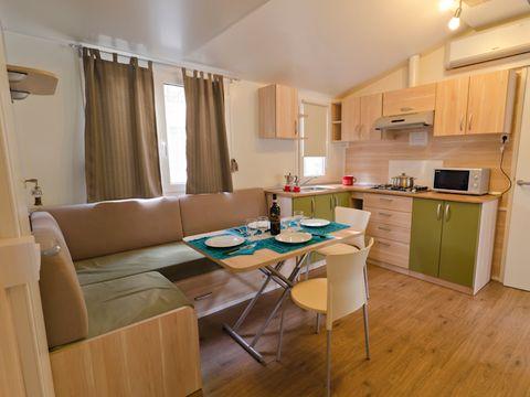 MOBILHOME 6 personnes - SUPERIEUR 3 chambres