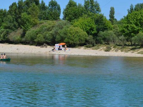 Camping Les Plages de l'Ain - Camping Ain - Image N°13