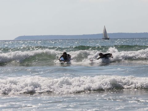 Camping Pors Ar Vag - Camping Finistere - Image N°11