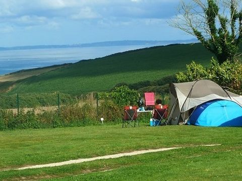 Camping Pré de la Mer (anciennement Ys) - Camping Finistere - Image N°2