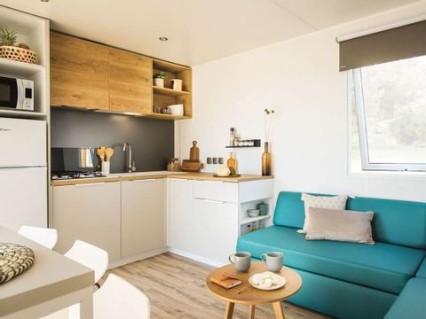 MOBILHOME 6 personnes - LODGE