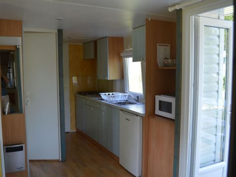 MOBILHOME 4 personnes - PACIFIC