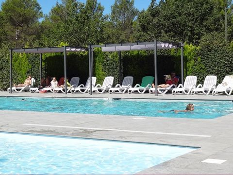 Camping Le Devancon - Camping Bouches-du-Rhone - Image N°2