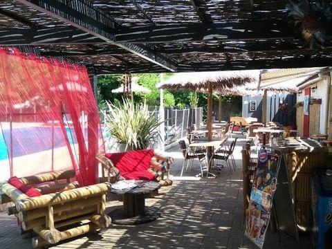 Camping Ecolodge les Cigales - Camping Herault - Image N°5