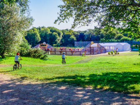 Camping Domaine de Mesqueau - Camping Finistere - Image N°11