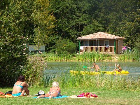 Loiret  Camping Domaine Les Bois du Bardelet  - Camping Loiret - Afbeelding N°48