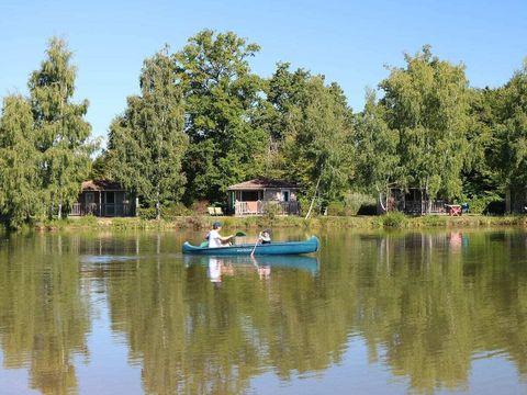 Camping Domaine Les Bois du Bardelet  - Camping Loiret - Image N°11