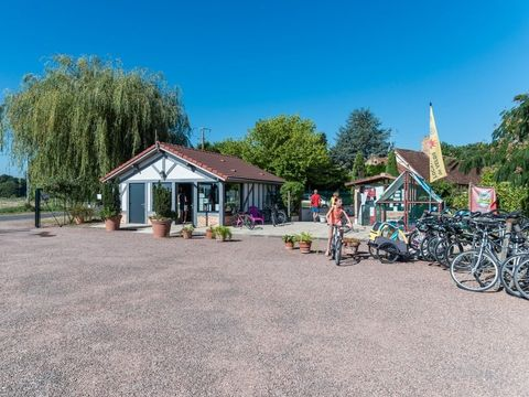 Loiret  Camping Domaine Les Bois du Bardelet  - Camping Loiret - Afbeelding N°20