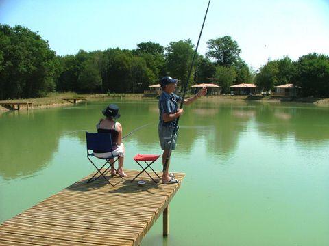 Camping Domaine Les Bois du Bardelet  - Camping Loiret - Image N°17