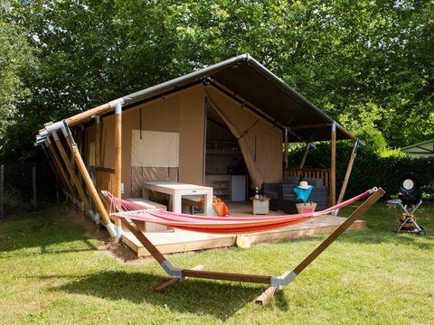 Loiret  Camping Domaine Les Bois du Bardelet  - Camping Loiret - Afbeelding N°46