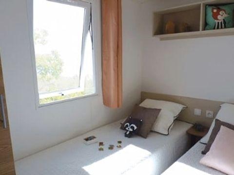 MOBILHOME 6 personnes - Elégance 2 chambres