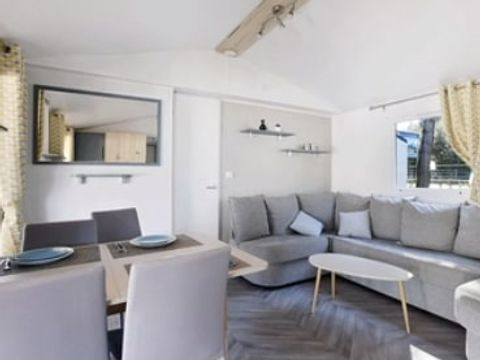 MOBILHOME 6 personnes - EXCELLENCE