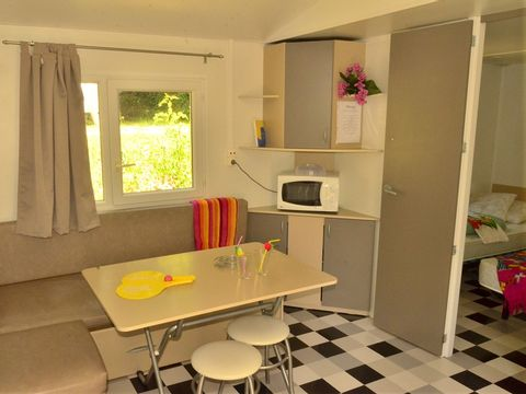 MOBILHOME 5 personnes - Cottage