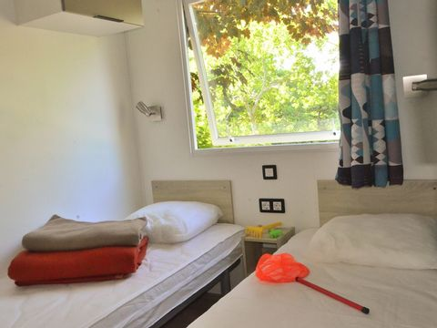 MOBILHOME 6 personnes - COCOON - 2 chambres