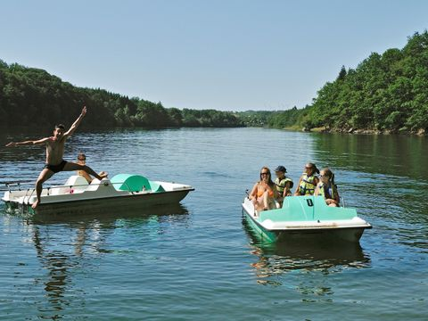 Camping Les Terrasses du Lac  - Camping Aveyron - Image N°26