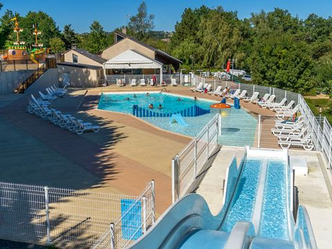 Camping Les Terrasses du Lac  - Camping Aveyron - Image N°2