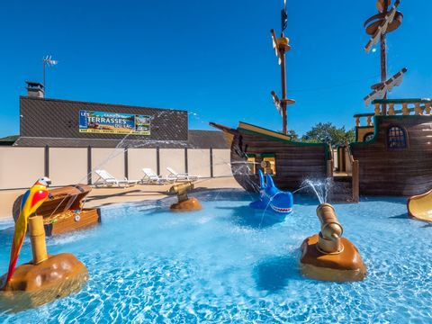 Camping Les Terrasses du Lac  - Camping Aveyron - Image N°5