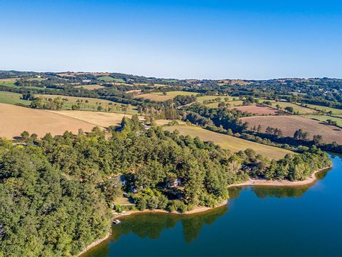 Camping Les Terrasses du Lac  - Camping Aveyron - Image N°21