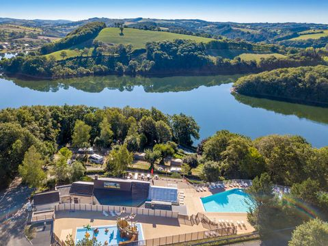 Camping Les Terrasses du Lac  - Camping Aveyron - Image N°6