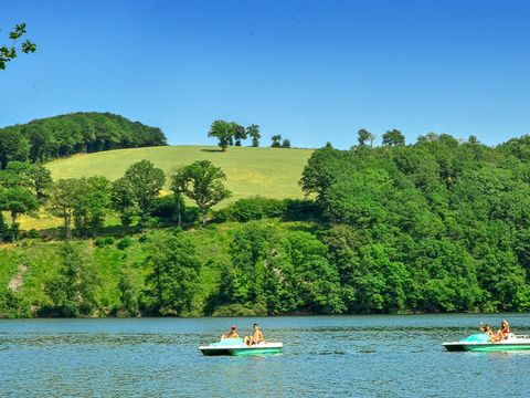 Camping Les Terrasses du Lac  - Camping Aveyron - Image N°15