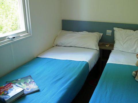 MOBILHOME 6 personnes - Happy Comfort area J (sans vue sur la mer)