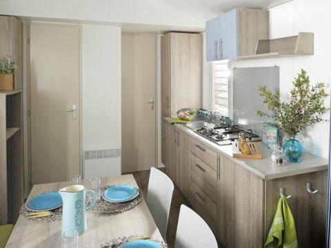 MOBILHOME 6 personnes - Happy Comfort area J (Vue Mer)