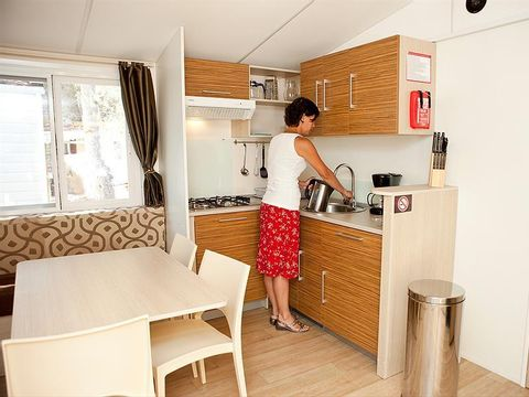 MOBILHOME 5 personnes - Cosy Plus