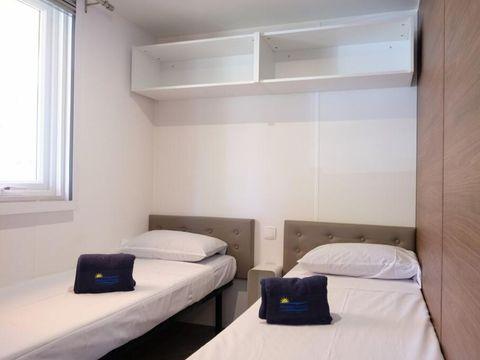MOBILHOME 7 personnes - Happy premium suite Area J (vue mer)