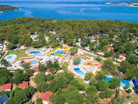 Camping Lanterna Premium Resort - Camping Istrie