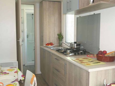 MOBILHOME 6 personnes - Happy Comfort