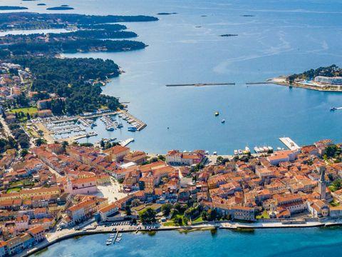 Camping Bijela Uvala  - Camping Istrie