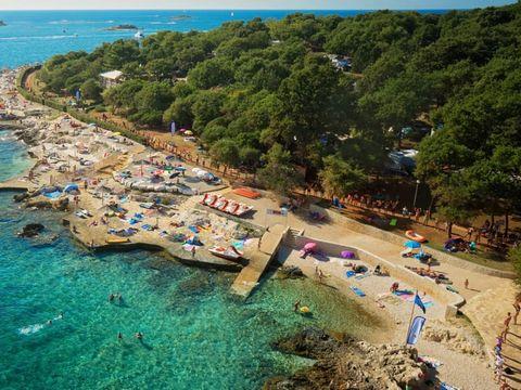 Camping Bijela Uvala  - Camping Istrie - Image N°9