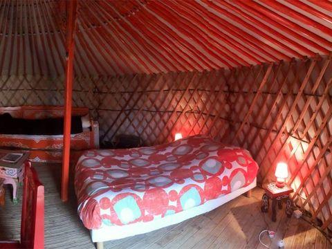 Camping Le Village de Yourtes - Camping Côtes-d´Armor - Image N°4