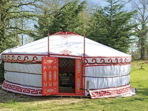 Camping Le Village de Yourtes - Camping Côtes-d´Armor - Image N°3