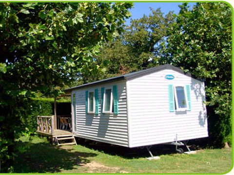 MOBILHOME 6 personnes - Espace, 2 chambres