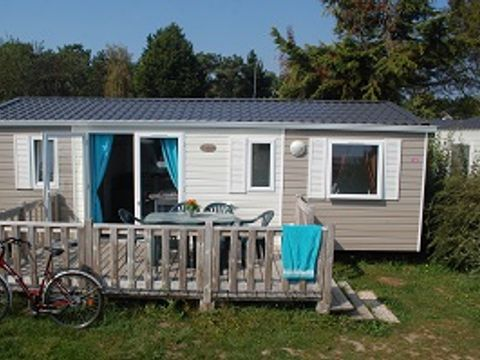 MOBILHOME 6 personnes - Espace, 3 chambres