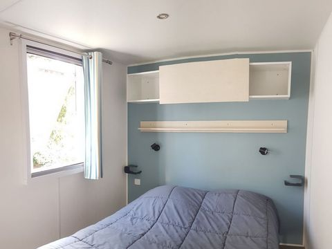 MOBILHOME 5 personnes - 2 chambres (TI46)
