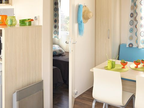 MOBILHOME 6 personnes - 2 chambres (C6CT)