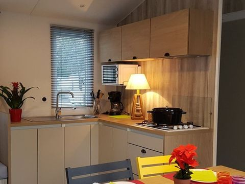 MOBILHOME 6 personnes - 3 Chambres -  CONFORT