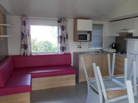 MOBILHOME 8 personnes - Luxe
