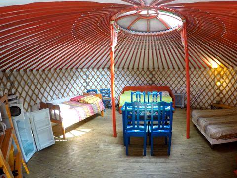 Camping Mer et Yourtes - Camping Finistere - Image N°2