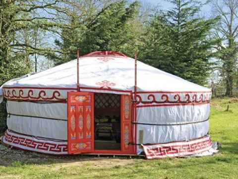 Camping Mer et Yourtes - Camping Finistere - Image N°4