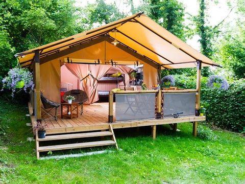 BUNGALOW TOILÉ 4 personnes - Lodge Victoria