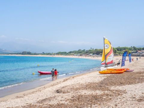Camping Benista - Camping Corse du sud - Image N°26