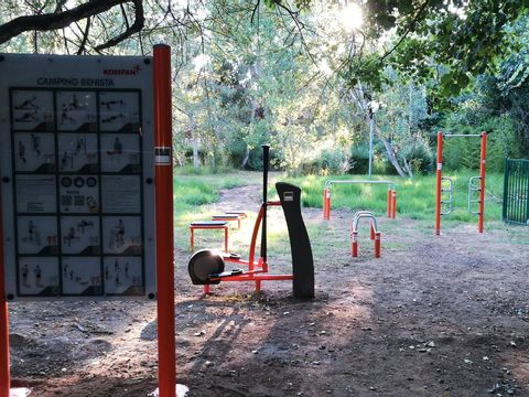 Camping Benista - Camping Corse du sud - Image N°12